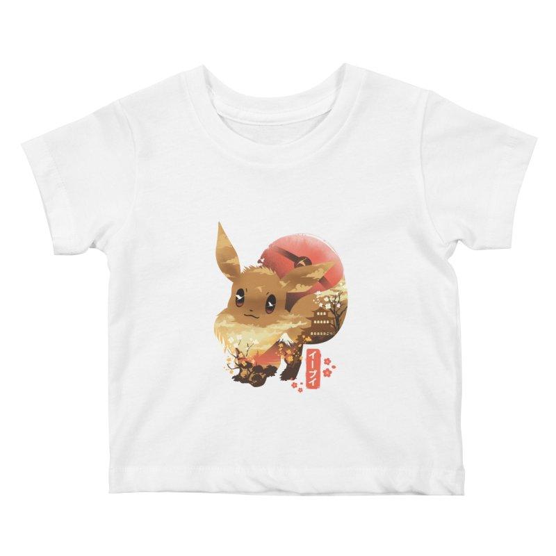 Evolution Monster Kids Baby T-Shirt by dandingeroz's Artist Shop