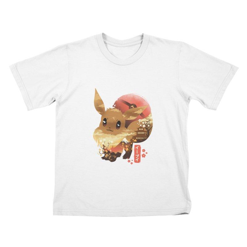 Evolution Monster Kids T-Shirt by dandingeroz's Artist Shop