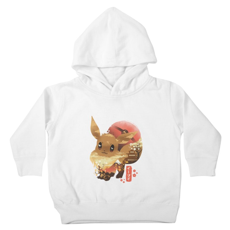 Evolution Monster Kids Toddler Pullover Hoody by dandingeroz's Artist Shop