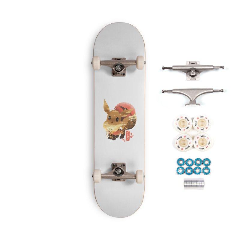 Evolution Monster Accessories Complete - Premium Skateboard by dandingeroz's Artist Shop