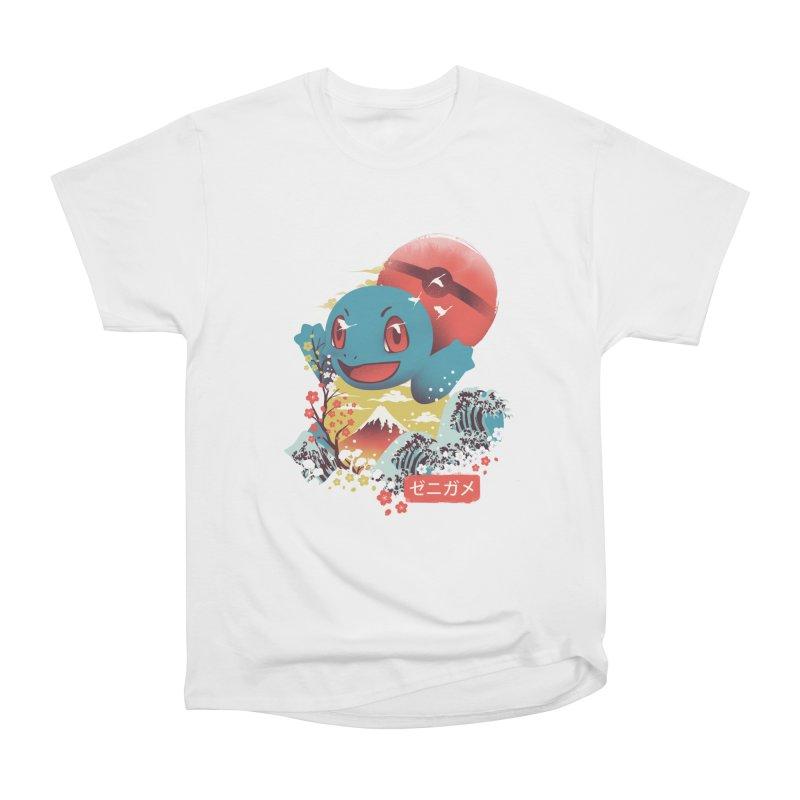 Water Monster Women's T-Shirt by dandingeroz's Artist Shop