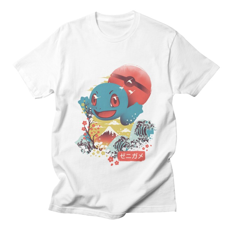 Water Monster Men's Regular T-Shirt by dandingeroz's Artist Shop