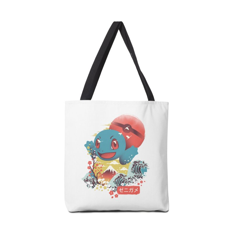Water Monster Accessories Tote Bag Bag by dandingeroz's Artist Shop