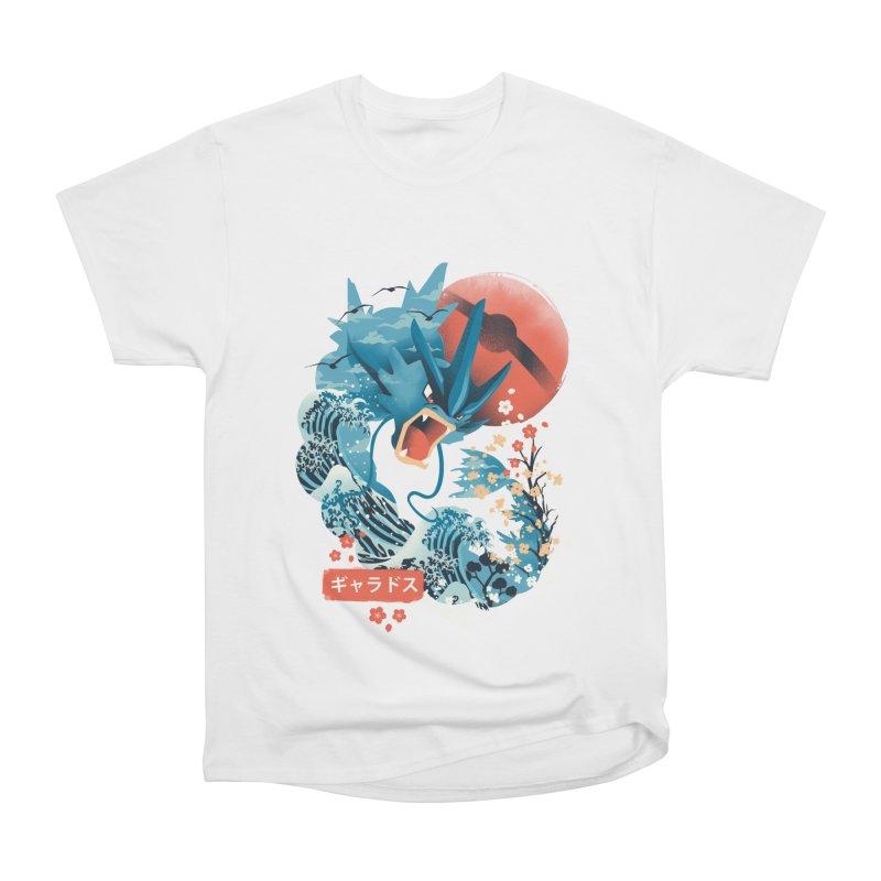 Flying Monster Men's Heavyweight T-Shirt by dandingeroz's Artist Shop