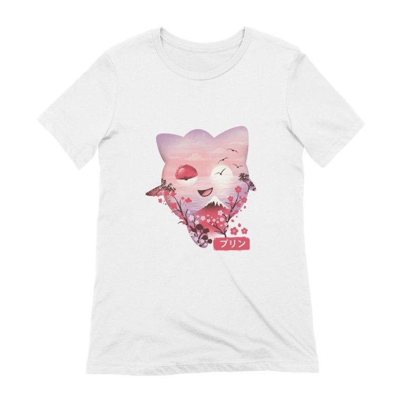 Fairy Monster Women's Extra Soft T-Shirt by dandingeroz's Artist Shop
