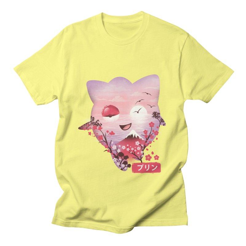 Fairy Monster Men's Regular T-Shirt by dandingeroz's Artist Shop