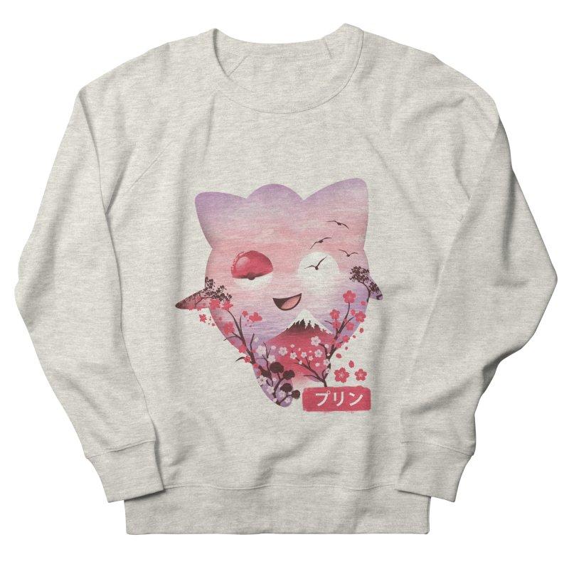 Fairy Monster Men's French Terry Sweatshirt by dandingeroz's Artist Shop