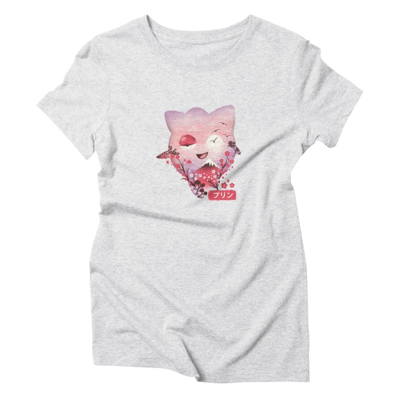 Fairy Monster Women's T-Shirt by dandingeroz's Artist Shop