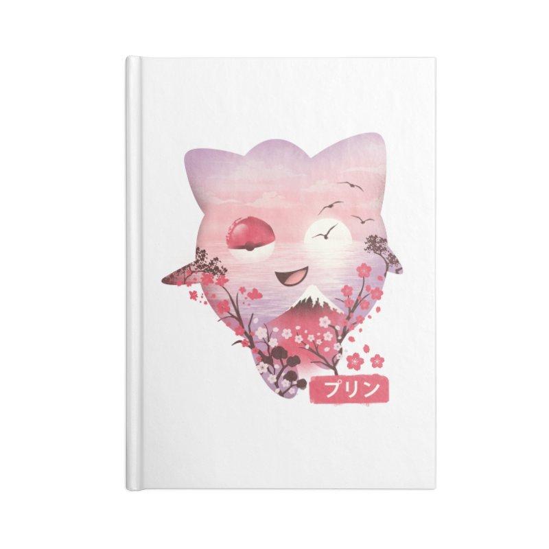 Fairy Monster Accessories Blank Journal Notebook by dandingeroz's Artist Shop