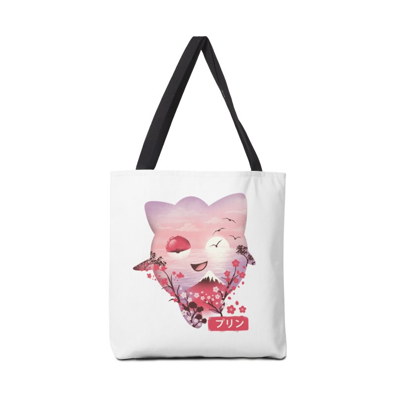 Fairy Monster Accessories Tote Bag Bag by dandingeroz's Artist Shop
