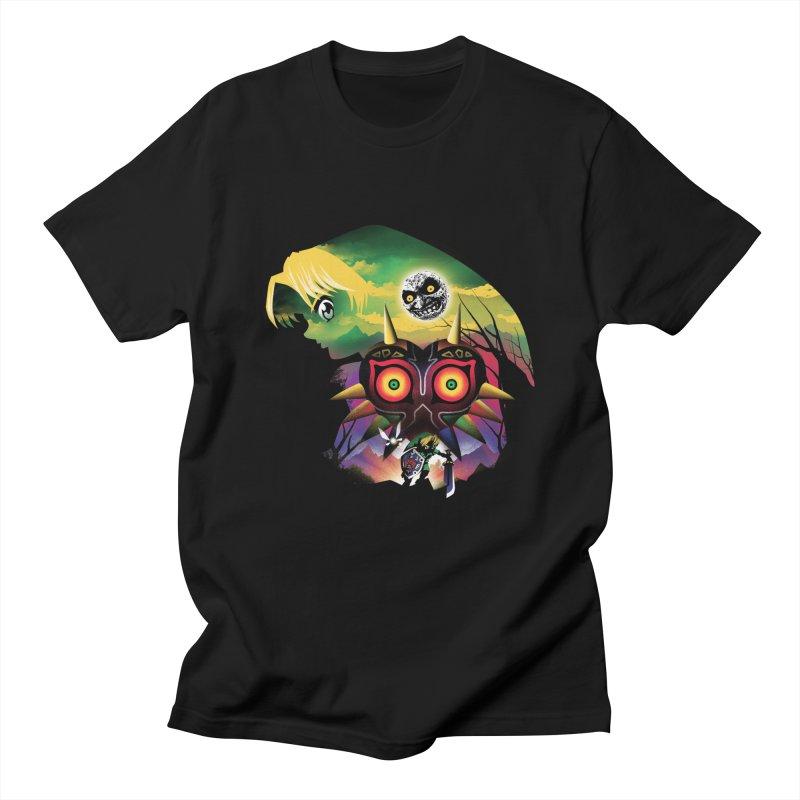 The Lost Wood Hero Women's Regular Unisex T-Shirt by dandingeroz's Artist Shop