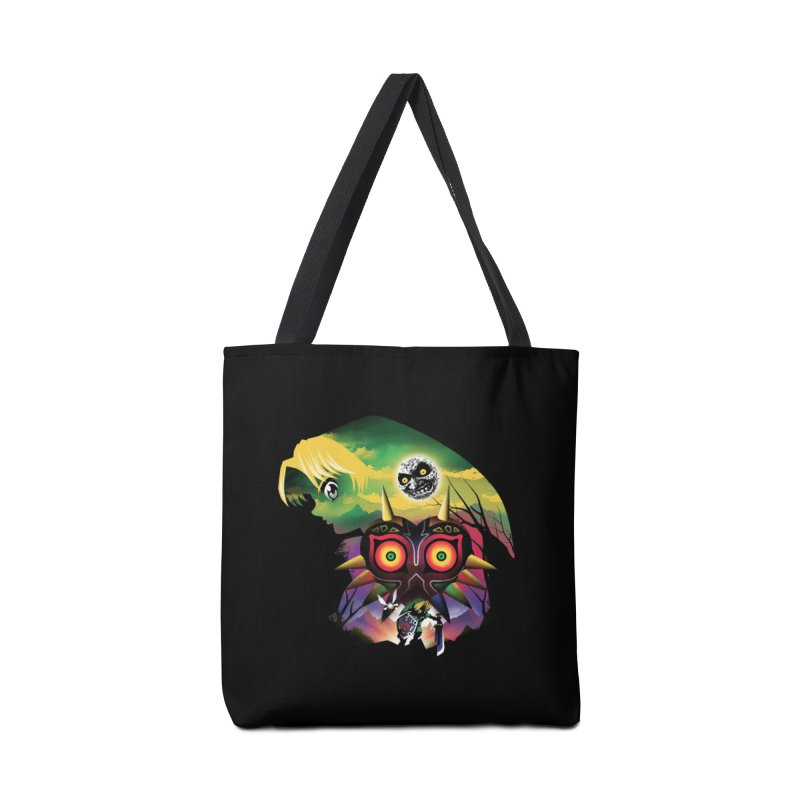 The Lost Wood Hero Accessories Tote Bag Bag by dandingeroz's Artist Shop