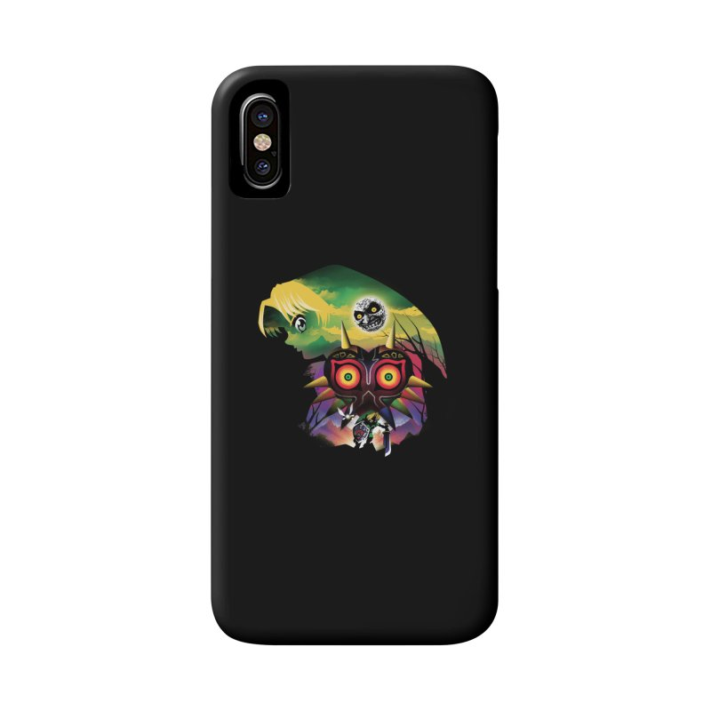 The Lost Wood Hero Accessories Phone Case by dandingeroz's Artist Shop