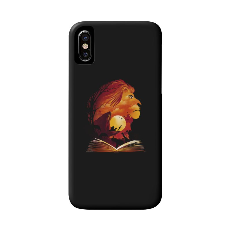 Book of Pride Rock Accessories Phone Case by dandingeroz's Artist Shop