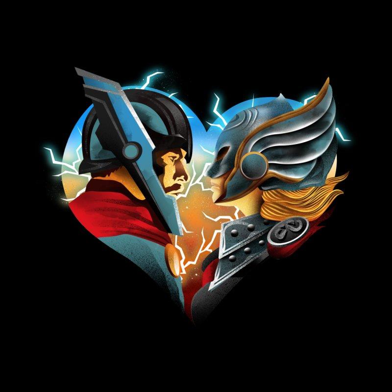 Love & Thunder by dandingeroz's Artist Shop