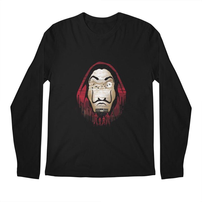 Bella Ciao Men's Regular Longsleeve T-Shirt by dandingeroz's Artist Shop