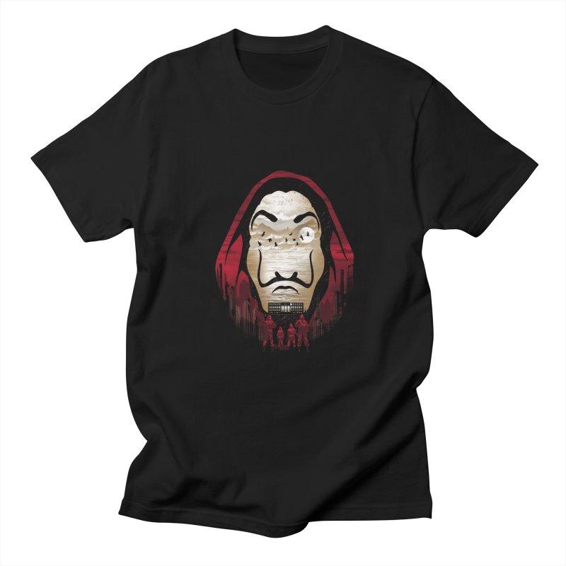 Bella Ciao Men's Regular T-Shirt by dandingeroz's Artist Shop