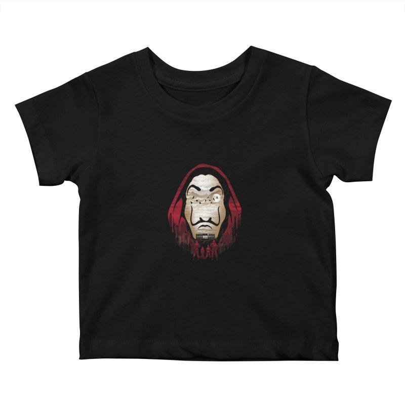 Bella Ciao Kids Baby T-Shirt by dandingeroz's Artist Shop