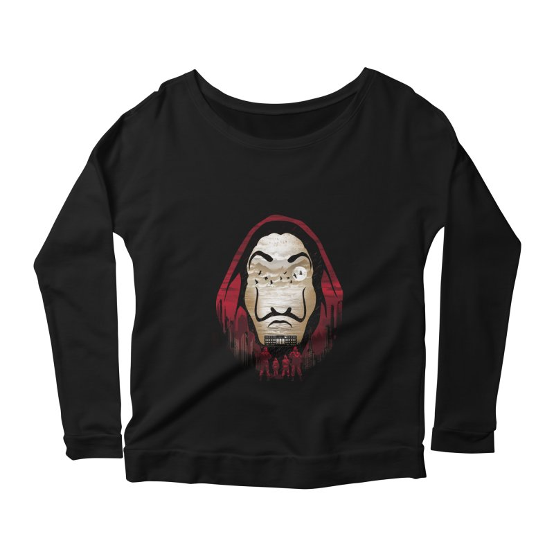 Bella Ciao Women's Scoop Neck Longsleeve T-Shirt by dandingeroz's Artist Shop