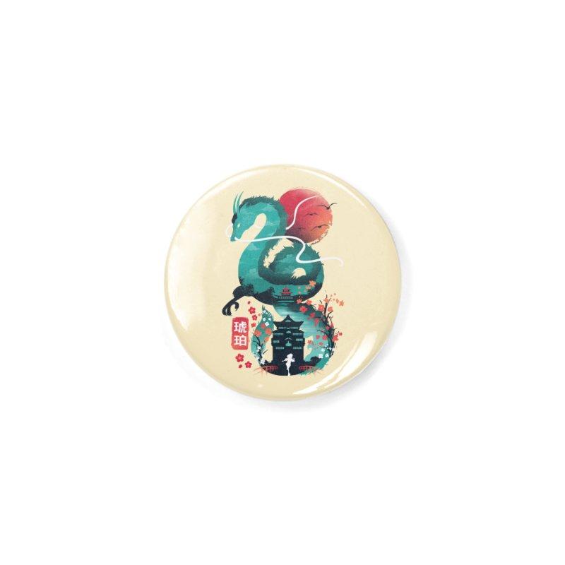 Haku Ukiyoe Accessories Button by dandingeroz's Artist Shop