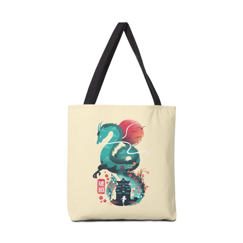 Haku Ukiyoe Accessories Tote Bag Bag by dandingeroz's Artist Shop