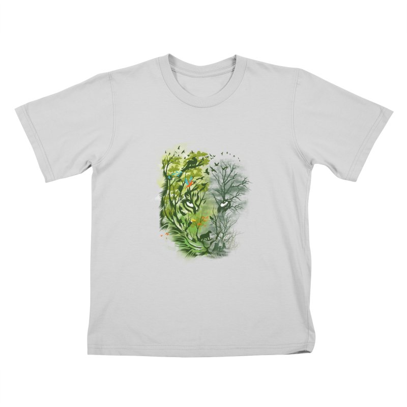Save the Forest Kids T-Shirt by dandingeroz's Artist Shop