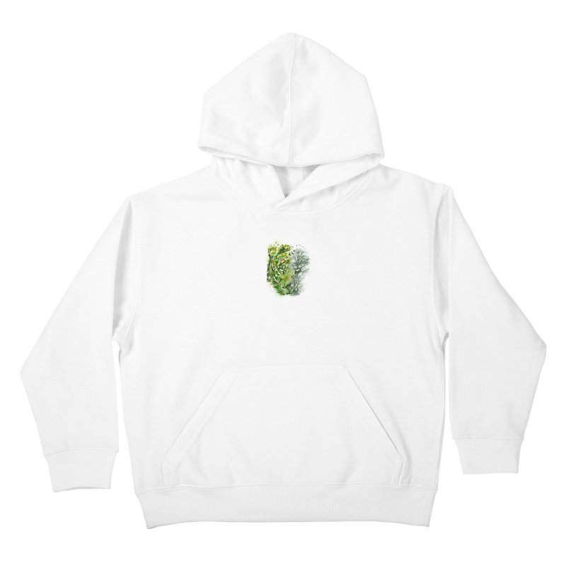 Save the Forest Kids Pullover Hoody by dandingeroz's Artist Shop