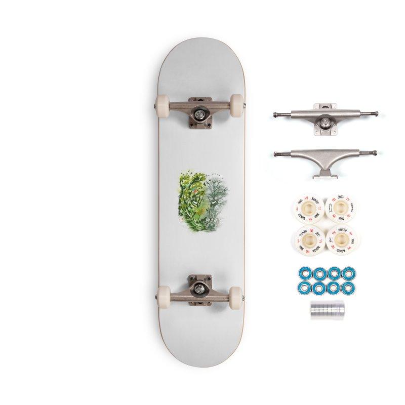 Save the Forest Accessories Complete - Premium Skateboard by dandingeroz's Artist Shop