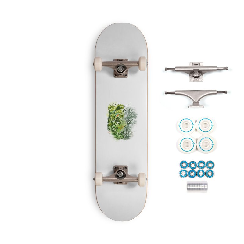 Save the Forest Accessories Complete - Basic Skateboard by dandingeroz's Artist Shop
