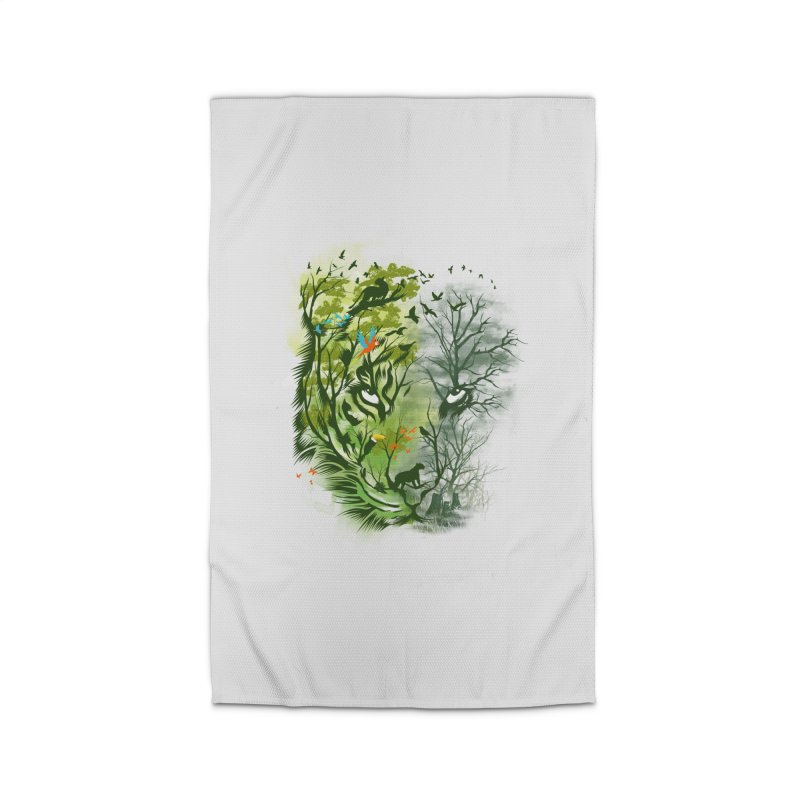 Save the Forest Home Rug by dandingeroz's Artist Shop