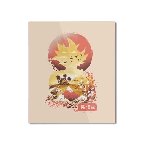 image for Ukiyo e Super Saiyan