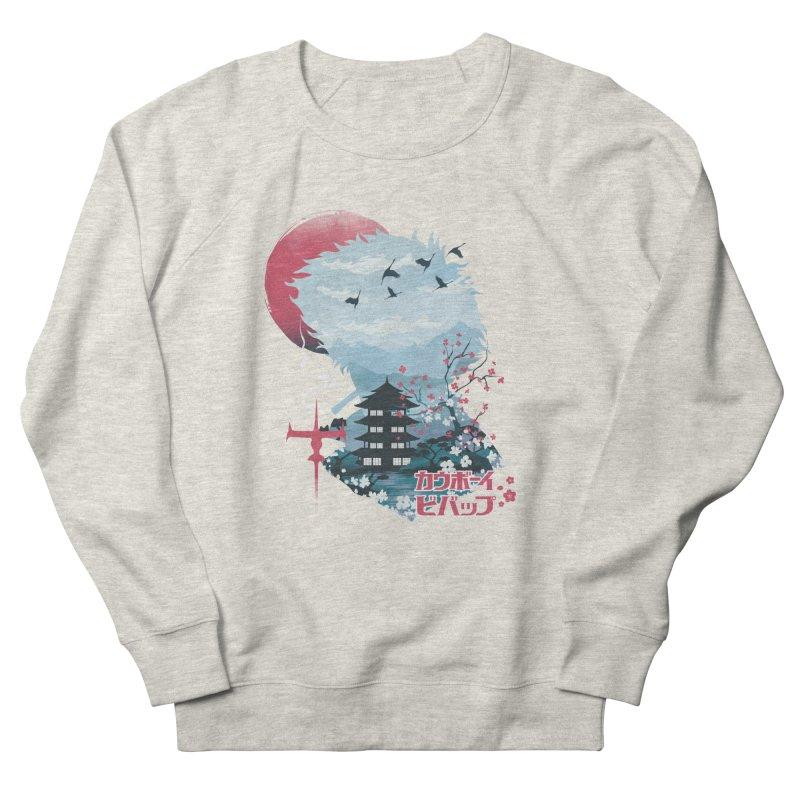 Ukiyo e Space Cowboy Women's Sweatshirt by dandingeroz's Artist Shop