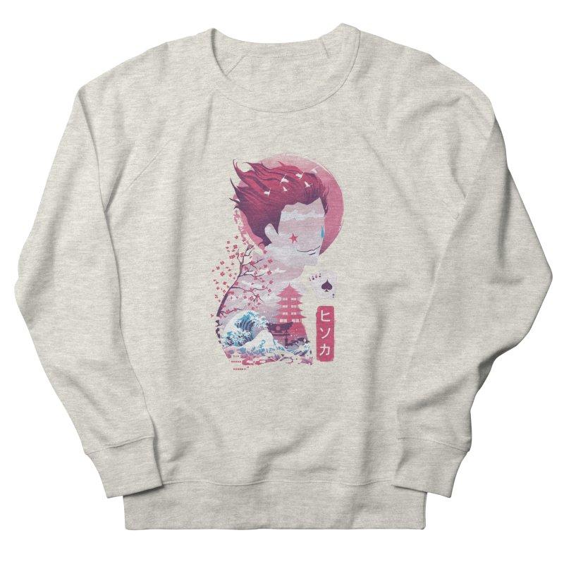 Ukiyo e Hunter Women's Sweatshirt by dandingeroz's Artist Shop