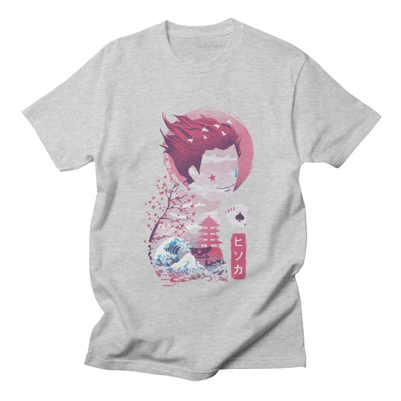 Ukiyo e Hunter Women's Regular Unisex T-Shirt by dandingeroz's Artist Shop