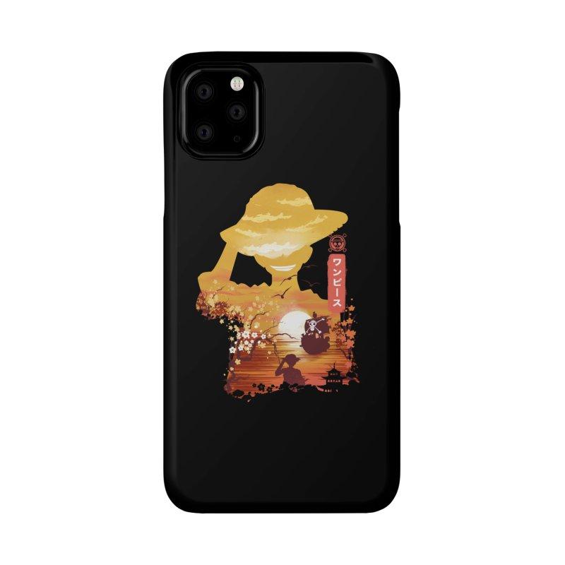 Ukiyo e King of the Pirates Accessories Phone Case by dandingeroz's Artist Shop