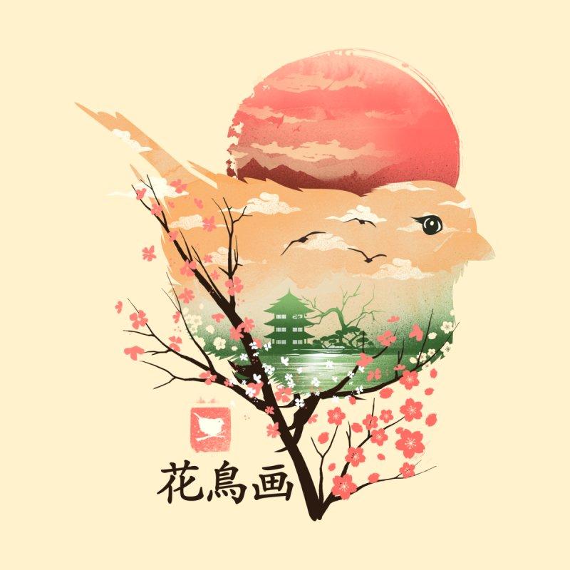 Japanese Bird by dandingeroz's Artist Shop