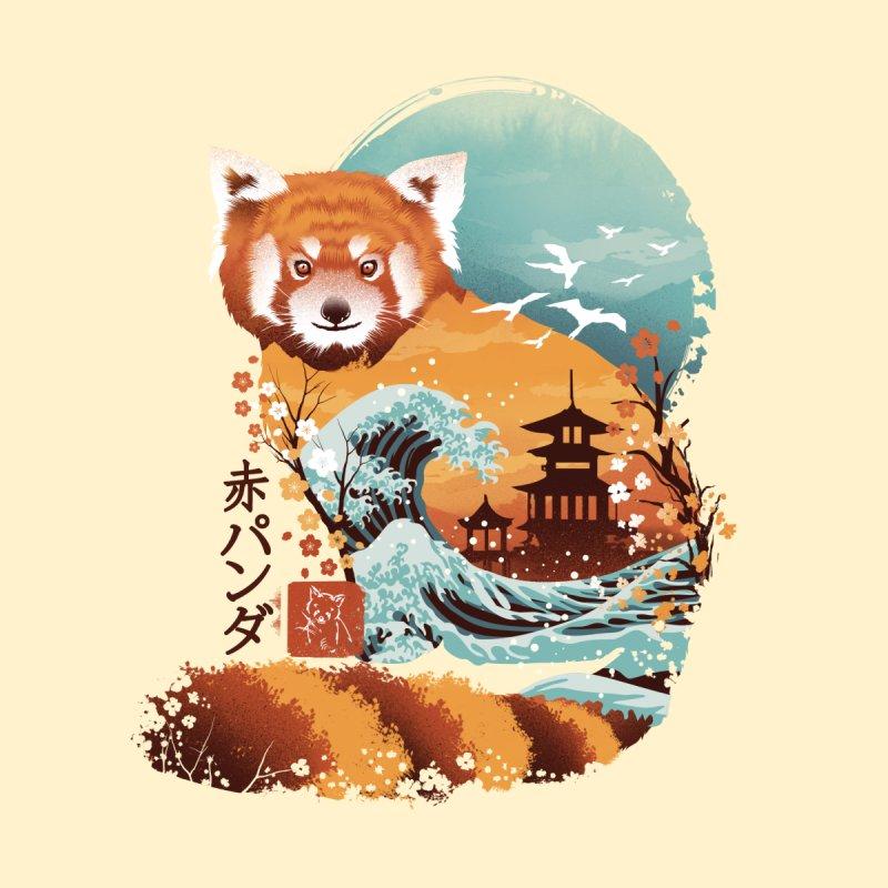 Ukiyo e Red Panda by dandingeroz's Artist Shop