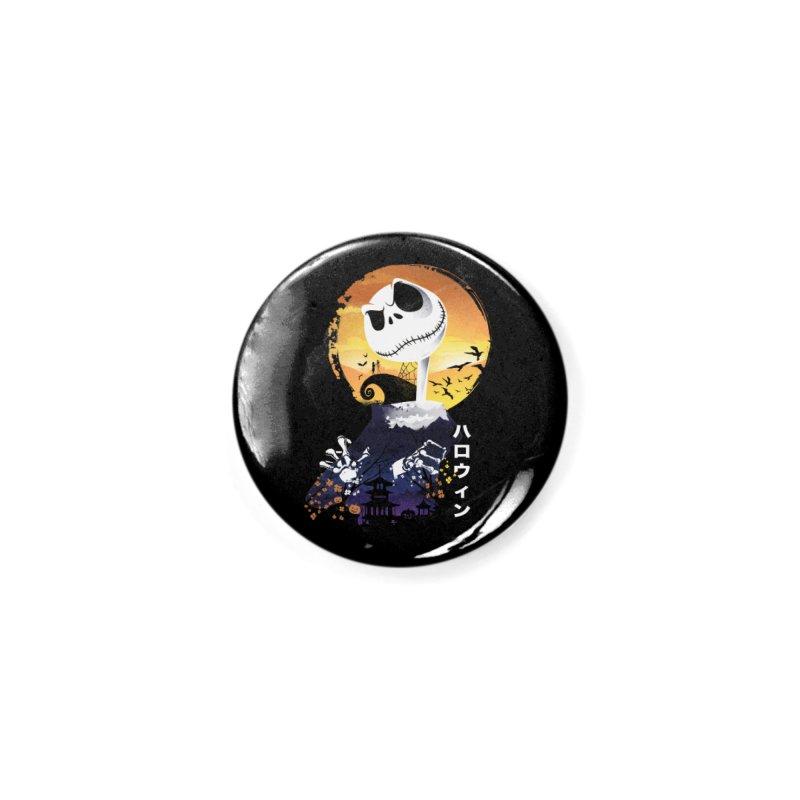 Ukiyo e Jack Town Accessories Button by dandingeroz's Artist Shop
