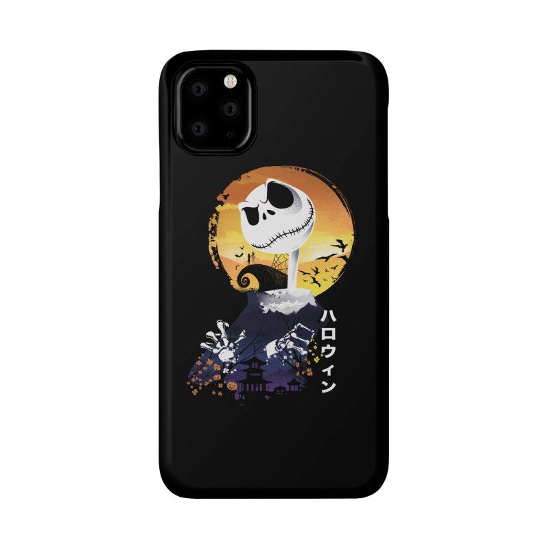 Ukiyo e Jack Town Accessories Phone Case by dandingeroz's Artist Shop