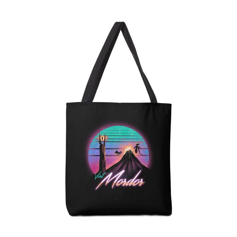 Visit Mordor Accessories Tote Bag Bag by dandingeroz's Artist Shop