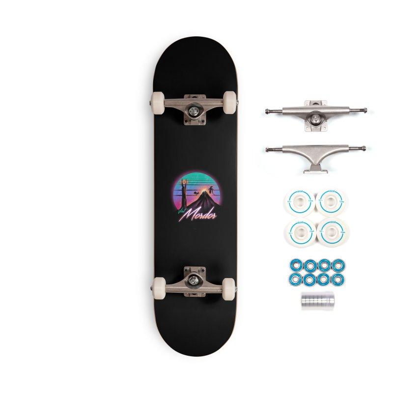 Visit Mordor Accessories Complete - Basic Skateboard by dandingeroz's Artist Shop