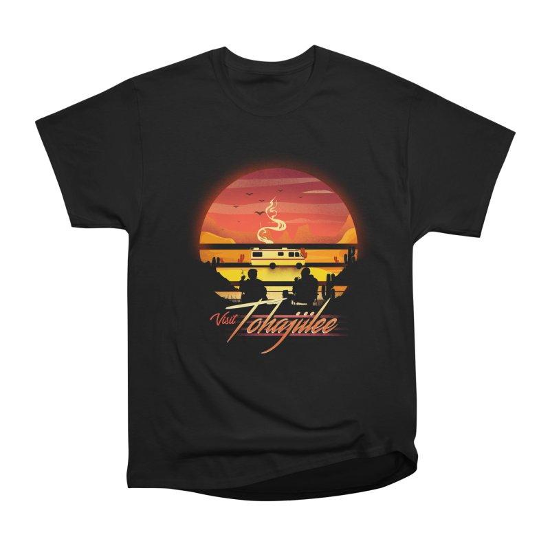 Visit Tohajiilee Men's Heavyweight T-Shirt by dandingeroz's Artist Shop