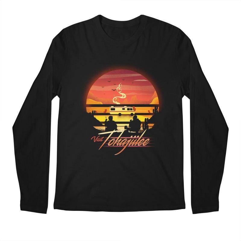 Visit Tohajiilee Men's Regular Longsleeve T-Shirt by dandingeroz's Artist Shop
