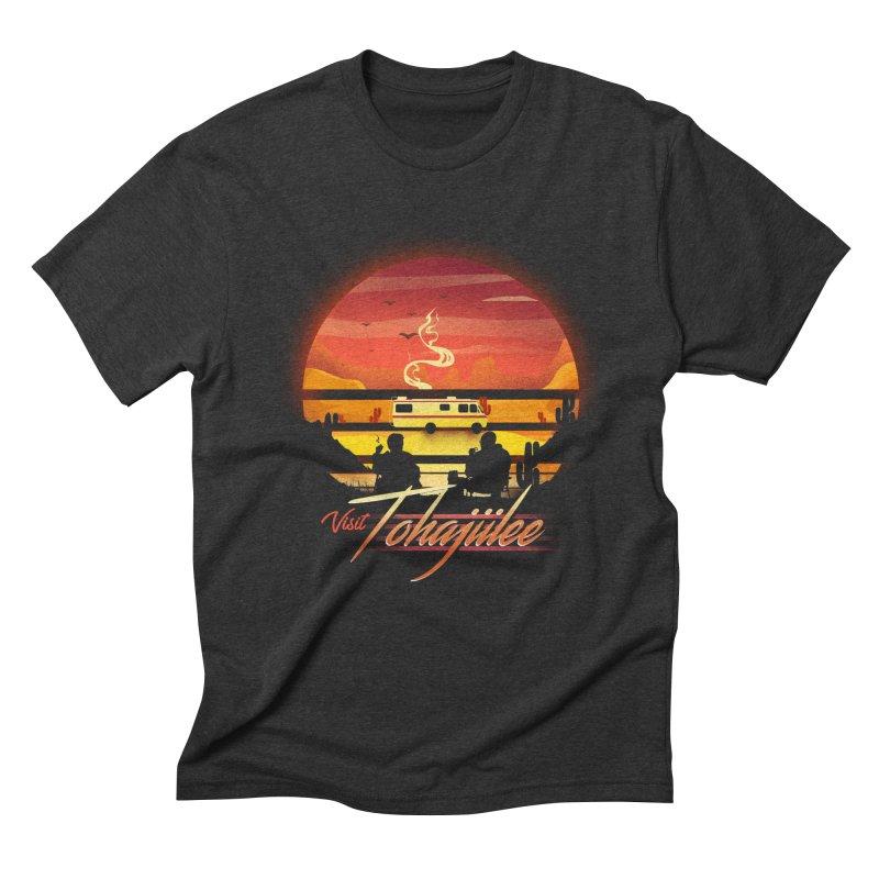 Visit Tohajiilee Men's Triblend T-Shirt by dandingeroz's Artist Shop