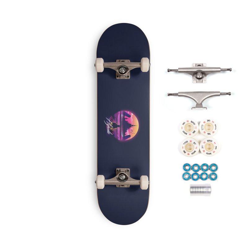 Visit Hyrule Accessories Complete - Premium Skateboard by dandingeroz's Artist Shop