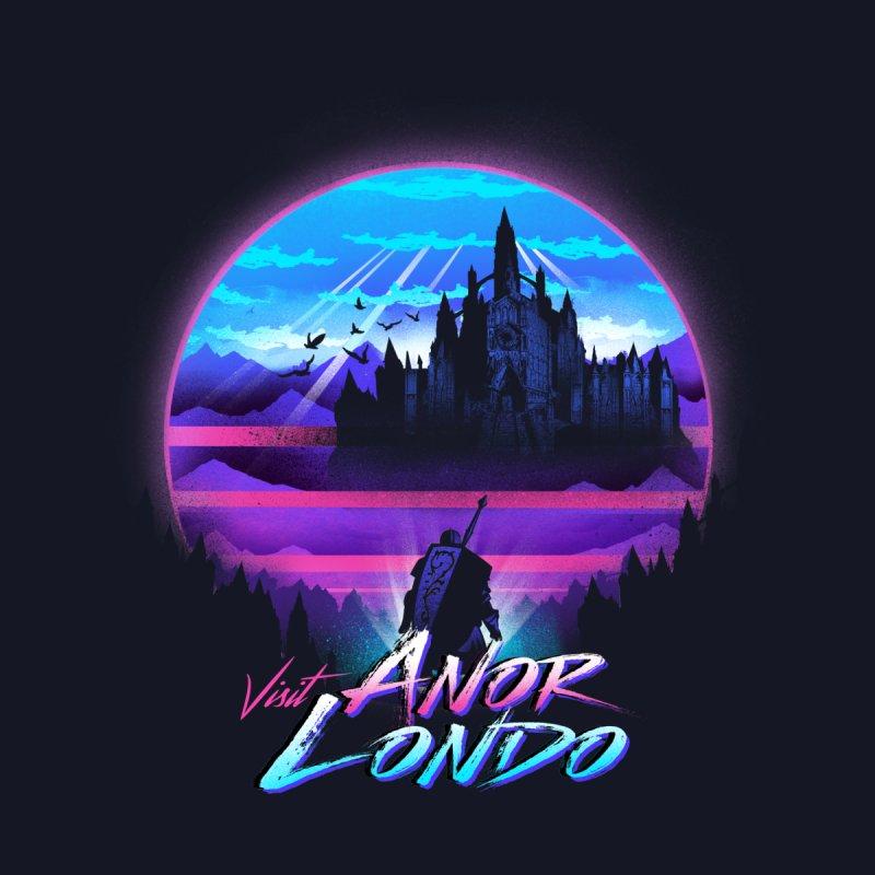 Visit Anor Londo by dandingeroz's Artist Shop