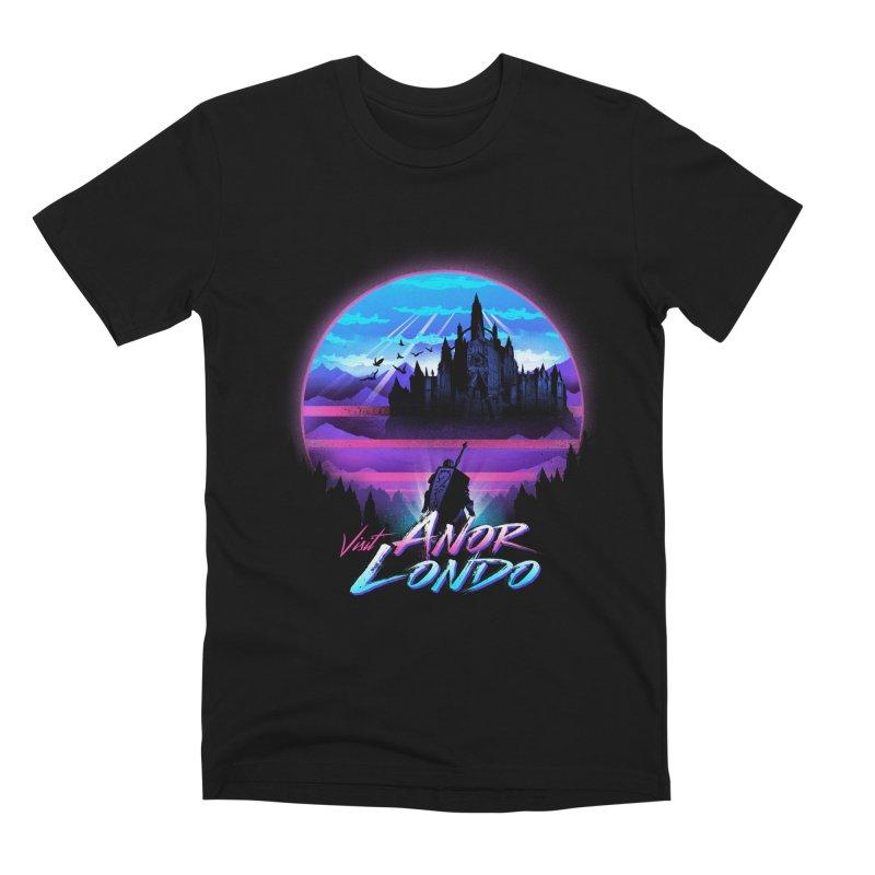 Visit Anor Londo Men's Premium T-Shirt by dandingeroz's Artist Shop