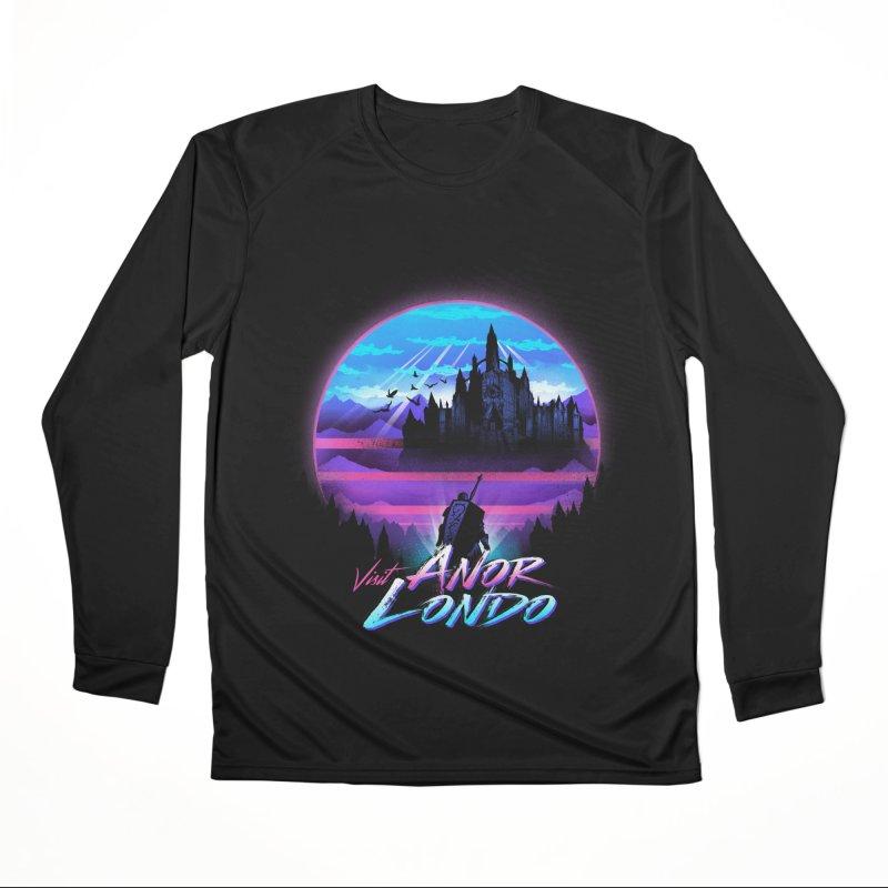 Visit Anor Londo Women's Performance Unisex Longsleeve T-Shirt by dandingeroz's Artist Shop
