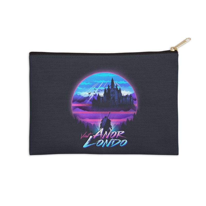 Visit Anor Londo Accessories Zip Pouch by dandingeroz's Artist Shop