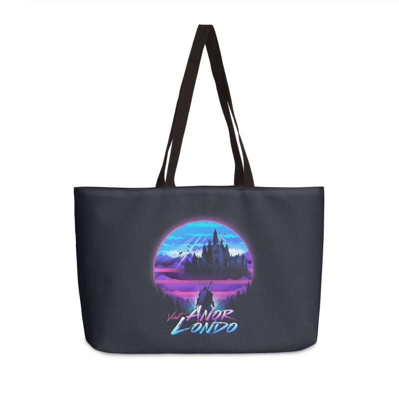 Visit Anor Londo Accessories Weekender Bag Bag by dandingeroz's Artist Shop